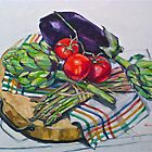 2014 Kitchen Series CalendarⒸ by Elizabeth Moore Golding