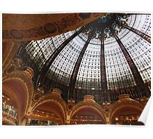 Galeries Lafayette Poster