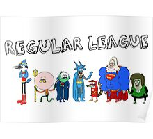 Regular League Poster