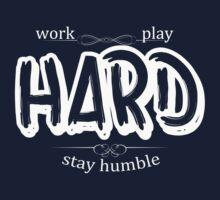 Work. Play.  by cmmartinez2