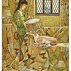 Comfort in Quilting by David Wyatt
