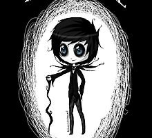 Amazingphil - Tim Burton inspired by AutumnRay