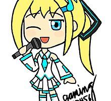 Dynasty Warriors - Wang Yuanji *Vocaloids* by gaming123456