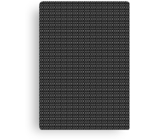 Chainmail Canvas Print