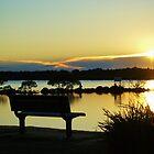 Sunrise Urunga NSW by cs-cookie