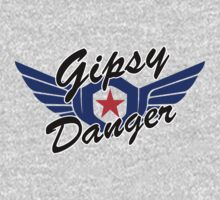 Gipsy Danger by qindesign