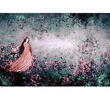 Maiden of the Meadow Photographic Print