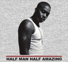 NAS - Half Man Half Amazing by Dylkel