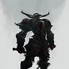 The Black Knight by cobaltplasma