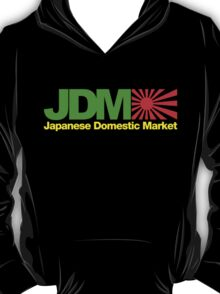 Japanese Domestic Market JDM (6) T-Shirt