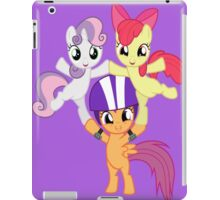 Ponyville Forever iPad Case/Skin