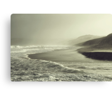The Mists of Fairhaven Canvas Print