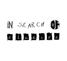 In Search Of Elusive by Chloe Plumley