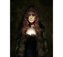 Lilith - The Spark of Life Photographic Print