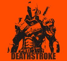 Deathstroke by Sculder1013