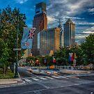 Benjamin Franklin Parkway by Adam Northam