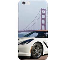 2014 Chevrolet Corvette Convertible iPhone Case/Skin
