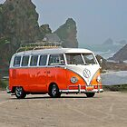 Volkswagon 'Surfer' Bus by DaveKoontz