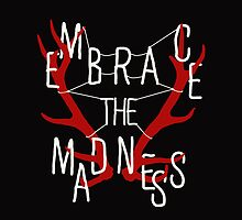 Embrace the madness by Laura Spencer