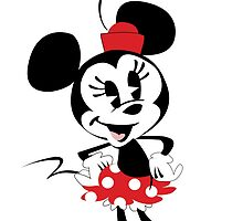 Minnie Mouse by oponce