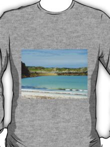 Between Blue Sky and Turquoise Waters - Bosta Beach T-Shirt