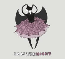 I am the night by LiquidFruit