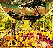 Aura of Addis Ababa, a Procession  by Joshua Bell