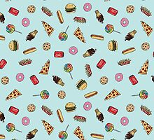 Junk Food by Jessie Sima