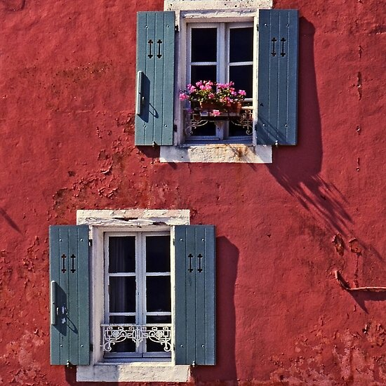 Brittany Windows by cclaude