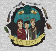 ~Team Free Will~ by Stacey Muir