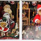 Window Shopping at Christmas by Heidi Stewart