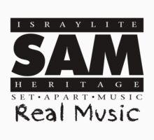 SAM REAL MUSIC  BLACK by NatanYah Ysrayl
