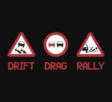 Drift Drag Rally (3) by PlanDesigner