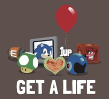 Get a Life by Teague Hipkiss