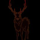 Hannibal Stag by ShubhangiK