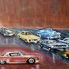 USA  CARS by danielgomez