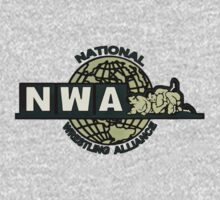 NWA (National Wrestling Alliance) Logo by TruthtoFiction