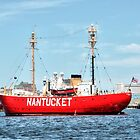 The Legendary Nantucket Lightship by Poete100