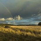 Princetown Rainbow by Malcolm Katon