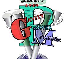 Gravity Power Machine by ArtoJ