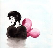 Harry Styles by babysnowflake
