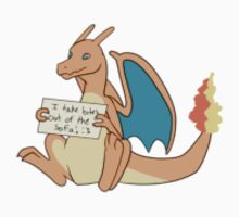 Charizard Shaming by tiggyloo