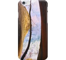 Braving the Narrows iPhone Case/Skin