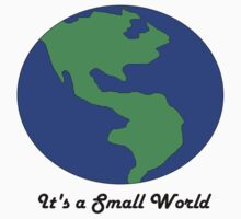 It's a Small World by udum