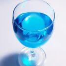 A Glass Of Liquid Sky by Stephanie Rachel Seely