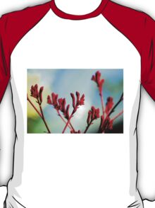 Red bloom T-Shirt