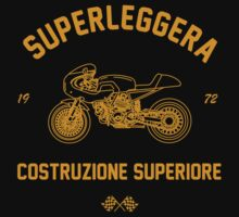 Construzione Superiore - Gold by superleggera