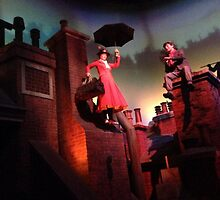 Mary Poppins- The Great Movie Ride by JLAMeltzer