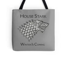 House Stark Direwolf Sigil Tote Bag
