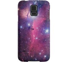Purple Galaxy Samsung Galaxy Case/Skin